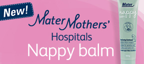 Mater Products - Nappy Balm