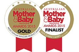 2015 Australian Mother and Baby Magazine Awards