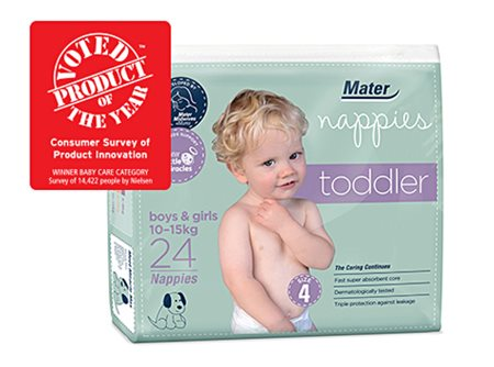 Mater Nappies - Toddler