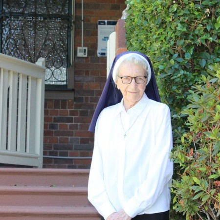 Sister Angela Mary talks to the Weekend Australian about special plans for the former Mater convent