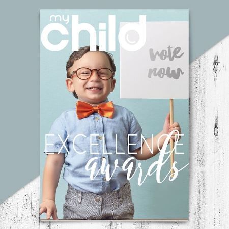 Vote for Mater products in the 2016 My Child Magazine Excellence Awards!
