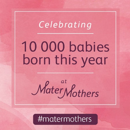 Celebrating 10 000 babies born in 2015