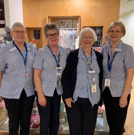 Ladies Auxiliary: Supporting Mater Mothers' Hospitals for over 40 years