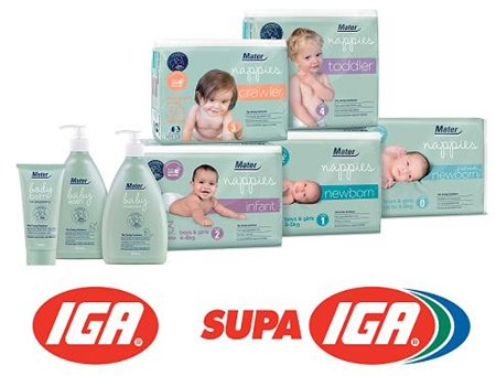 Mater Mothers' products now available in IGA
