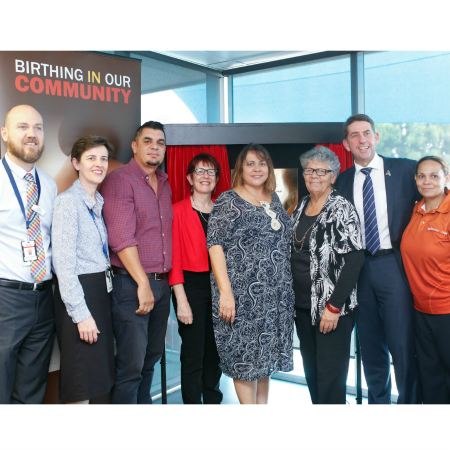 Mater working to improve outcomes for Indigenous mums and babies