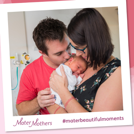 Enter our #materbeautifulmoments competition