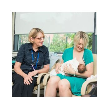 Celebrate World Breastfeeding Week—chat live with our breastfeeding experts