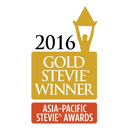 Mater Nappies win Gold at the 2016 Asia-Pacific Stevie Awards